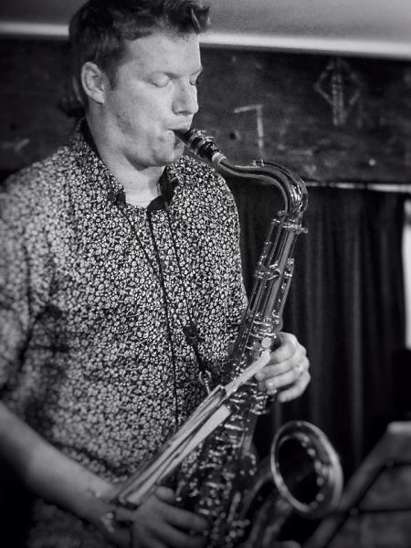 Chris Buckland Quartet